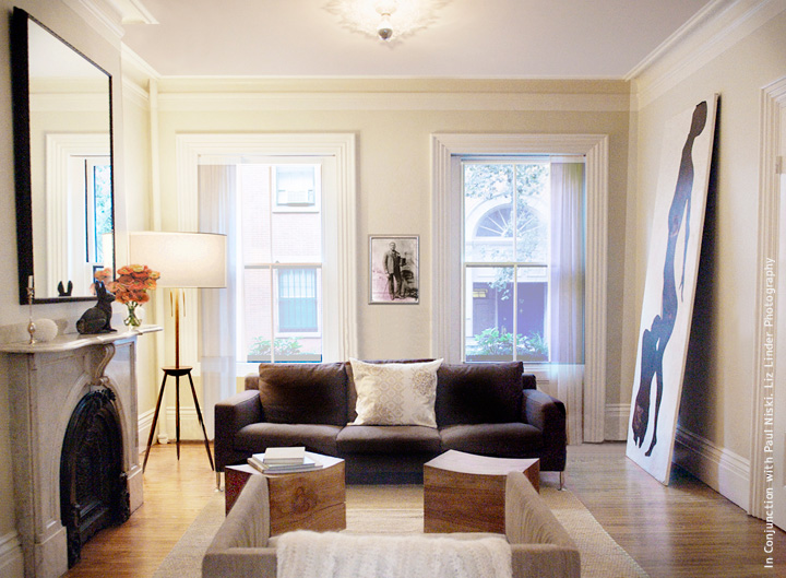 Large living room pictures
